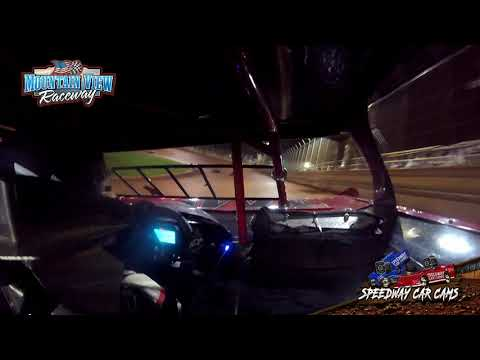 #19 Chase Chapman - Mini Late Model - Mountain View Raceway 5-15-21 - InCar Camera - dirt track racing video image