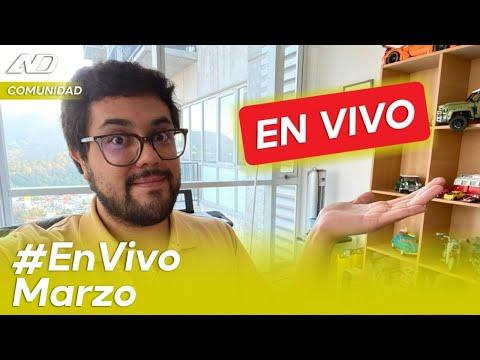 #MeQuedoEnCasa - #EnVivo Marzo 2020
