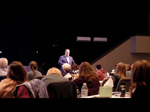 Dr. Roberts Liardon /// at King's Way College