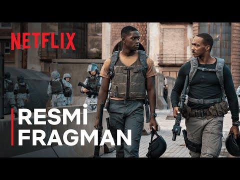 Outside the Wire | Resmi Fragman | Netflix