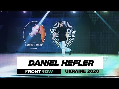 Daniel Hefler | FrontRow | World of Dance Ukraine 2020 | #WODUA20
