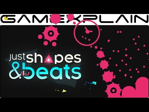 Nothing More than Just Shapes And Beats Gameplay (Nintendo Switch) - UCfAPTv1LgeEWevG8X_6PUOQ