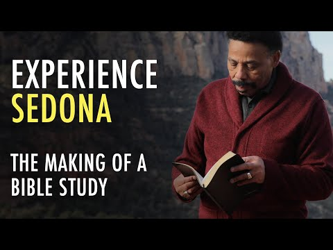 Experience Sedona: The Making of a Bible Study