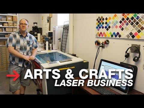 Laser Engraving Business   Chinook Crafts   Speedy 300 - UCRtDslbSIPRUf4JWRg40Q6w