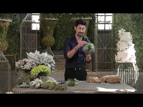 DIY Succulent Bridal Bouquet - UCMlkNd-3XsWcdnXkIq5pFgA