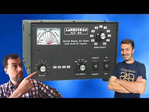 Amplifiers Explained in 2 Minutes   Ham Radio Basics