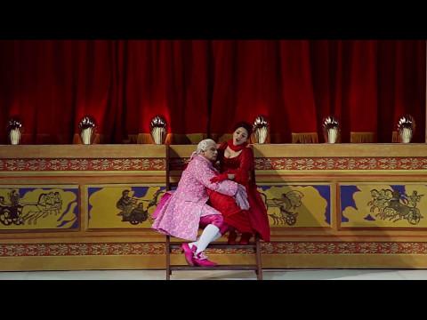 Sylvia Schwartz - No, mia vita, mio tesoro -  Il turco in Italia by Rossini