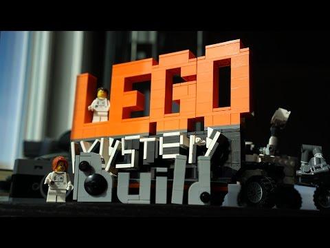 Show and Tell: LEGO Mystery Build #12 - UCiDJtJKMICpb9B1qf7qjEOA