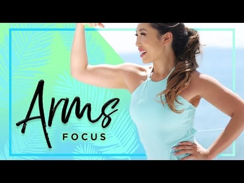 ARMS FOCUS // 6-Week Body Toning Bootcamp #5