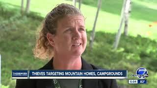 Thieves swipe jewelry, guns and more in nearly 20 cabin burglaries across Jeffco