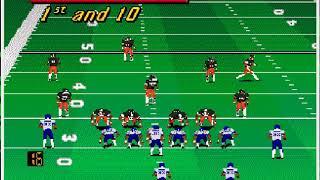 College Football USA '97 (video 1,487) (Sega Megadrive / Genesis)