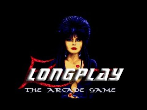 Amiga Longplay 213:  Elvira The Arcade Game #Amigamers T.V.