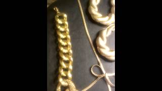 Make your gold jewelry look new again YouTube
