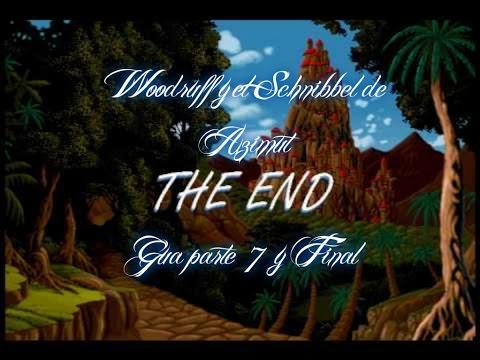 Guía Woodruff y el Schnibble de Azimut (y VII)
