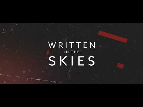 Luke + Anna Hellebronth - Written In The Skies (Official Lyric Video)
