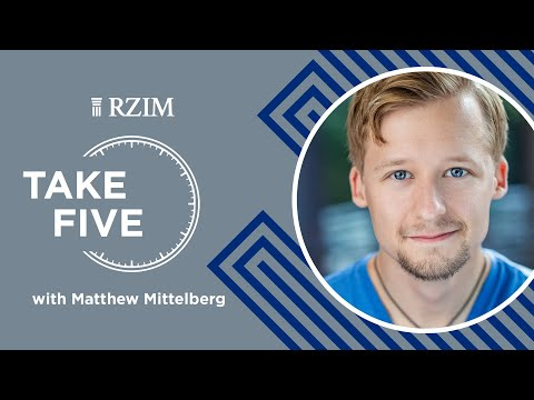Do Miracles Still Happen Today?  Matthew Mittelberg  Take Five  RZIM