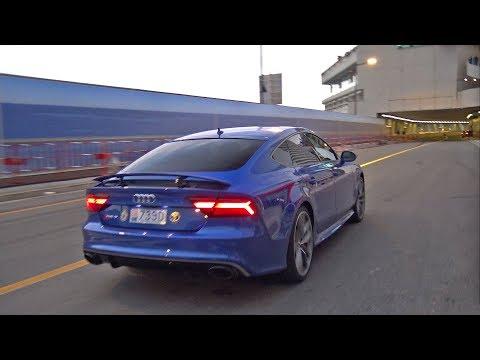 Audi RS7 Sportback Performance w/ DECAT Milltek Exhaust!