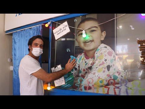 Kanserden Kaybettiği Kızının Anılarını Açtığı Köftecide Yaşatıyor