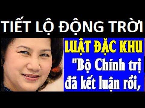 Âm mưu của Nguyễn Thị Kim Ngân đằng sau việc tạm ngưng luật đặc khu