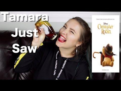 Christopher Robin - Tamara Just Saw