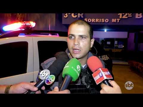 POLICIAIS RESGATAM CRIANÇAS QUE HAVIAM SIDO ABANDONADAS EM SORVETERIA