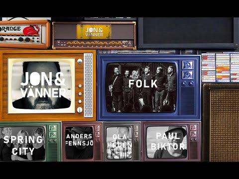 Jon & Vänner - digital konsert