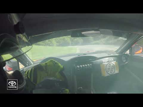 Fredric Aasbø UK drift run POV