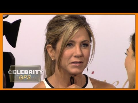 Jennifer Aniston and Justin Theroux split - Hollywood TV