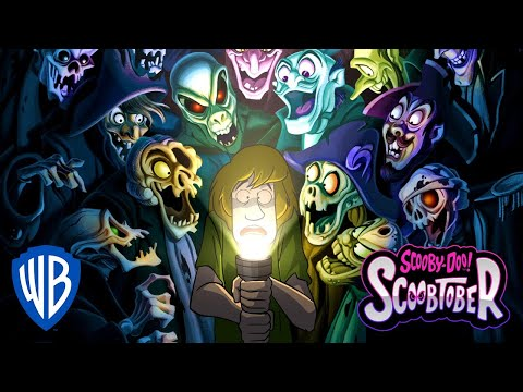 Scooby-Doo!   Scariest Moments! 👻   WB Kids