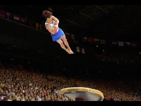 2013 Artistic Gymnastics World Championships - Men's VT, PB and HB Finals - We are Gymnastics! - UCAM9Pvp3HzKvIAbAXHxidow
