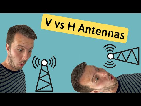 Vertical or Horizontal Antennas? Pros and Cons