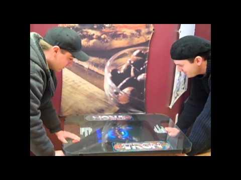 Tron Release Tournament & Big Dog Prank