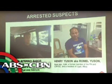 WATCH: Suspect in Batocabe slay surrenders | 4 January 2019