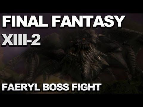 Final Fantasy XIII-2 - Faeryl Boss Fight Gameplay - UCKy1dAqELo0zrOtPkf0eTMw