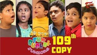 Fun Bucket JUNIORS | Episode 109 | Kids Funny Videos | Comedy Web Series | By Nagendra K | TeluguOne