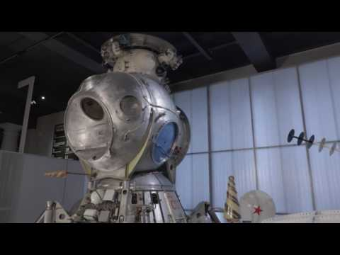 Tour of Cosmonauts: Birth of the Space Age part 4