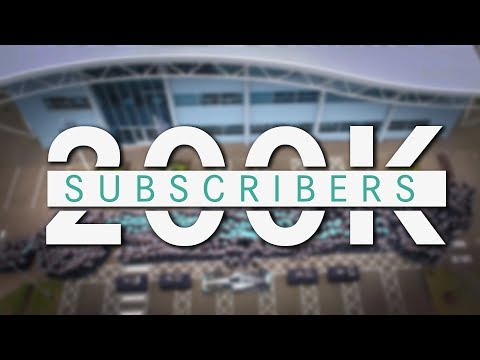 Thank You for 200k Subscribers!
