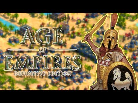 Age of Empires DIE SCHLACHT gegen @MightyTywald & @BlueAriz