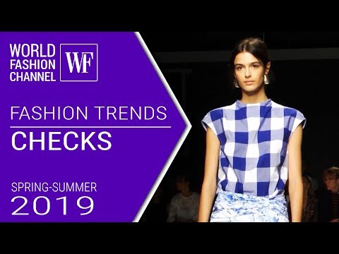 Сhecks | Fashion trends spring-summer 2019