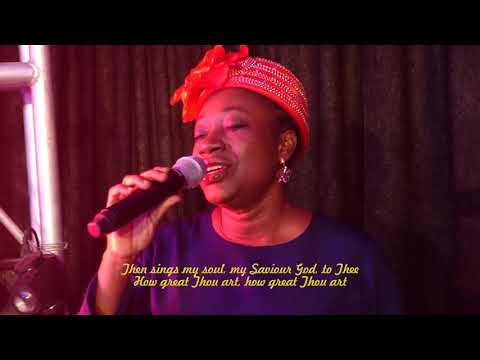 HOW GREAT THOU ART - DR PAUL ENENCHE