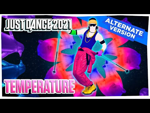 Just Dance 2021: Temperature (Alternate) | Official Track Gameplay [US]