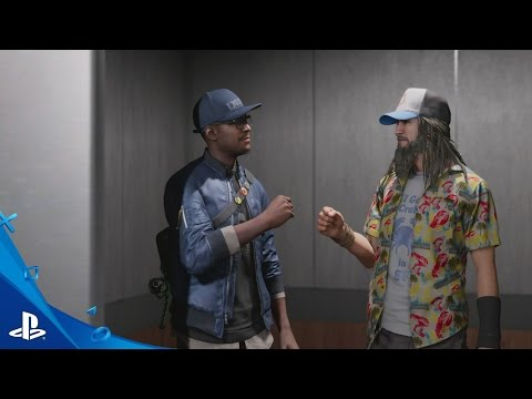 Watch Dogs 2: Story Trailer | PS4