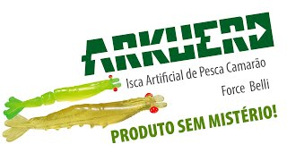 Isca artificial camarao forge Belli