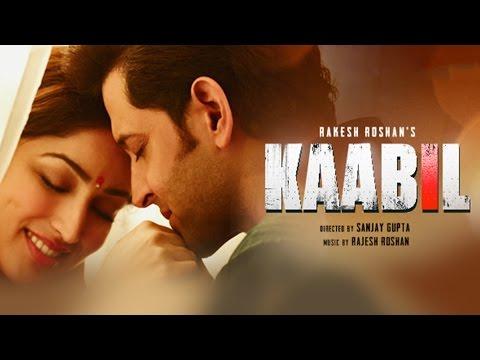 Kaabil Hoon Lyrics - Title Song | Hrithik Roshan, Yami Gautam