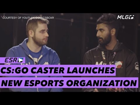 "Mohan ""launders"" Govindasamy launched a new eSports Organization, announced his first signing."