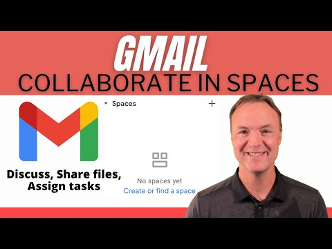 Collaborate in Gmail with Rooms