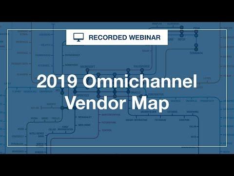 [Webinar] New 2019 Omnichannel Vendor Map