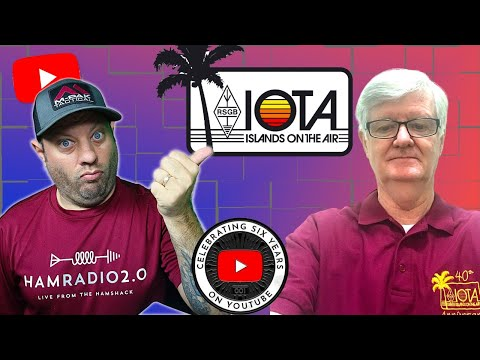 Islands on the Air for Ham Radio with W4DKS