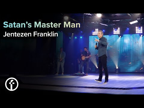 Satan's Master Man  We Win part 2  Pastor Jentezen Franklin