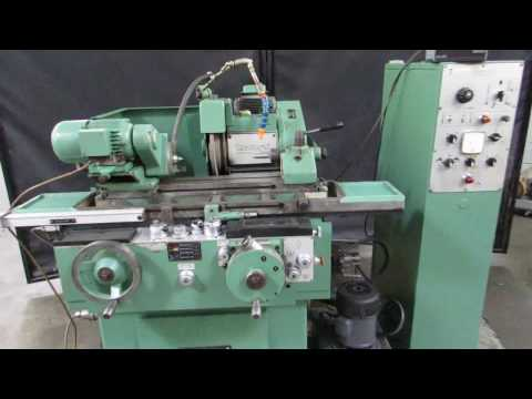 Myford MG12-HPM Plain Cylindrical Grinder with Plunge Feed For Sale At Machinesused.com
